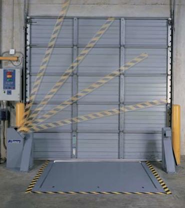 DGBM Serco Dock-Guard Safety Gate